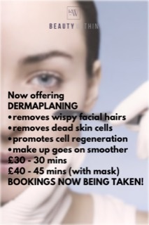 Treatment and Prices. Dermplane
