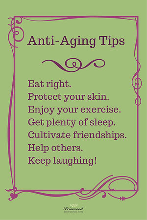 Home. Anti age tip